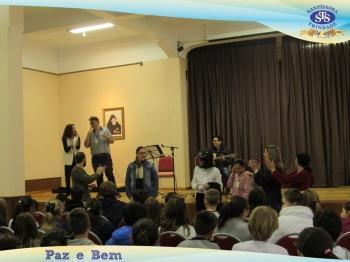Show de Talentos dos Professores