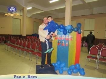 Homenagem aos Pais - 2º ano