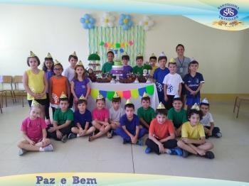 2º ano - Festa da centena