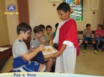 3º ano - Celebração de Páscoa