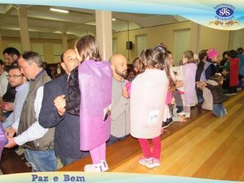 Homenagem aos Pais - Nível A1
