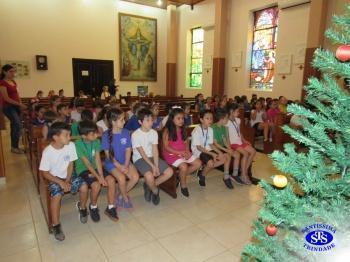 1º ano - Celebração de Natal