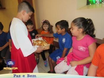 2º ano - Celebração de Páscoa