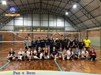 Jogos Amistosos de Voleibol