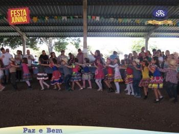 Desfile Caipira - 1º ao 3º ano