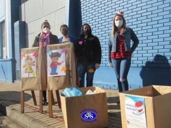 Participação e solidariedade no 2º Drive Thru do Bem