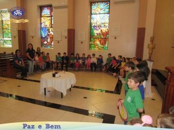 NB - Celebração de Páscoa