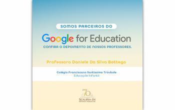 Parceria Google For Education