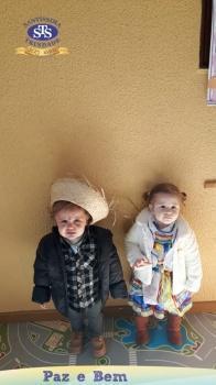 Maternais I e II - Atividades juninas
