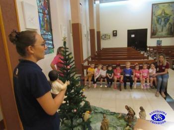 Maternal I - Celebração de Natal