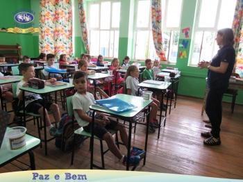 Início das Aulas - Ens. Fundamental e Médio