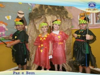 Cultura indígena no A2