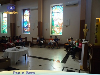 4º ano e 5º ano 3 - Celebração de Páscoa
