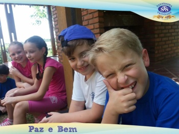3º ano - Parque Franciscano STS