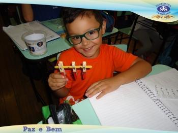 1º ano - Matemática concreta