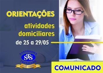 Comunicado - 20/05