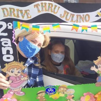2º Drive Thru do Bem - famílias do 1º ao 3º ano