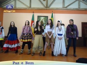7º ano - Folclore