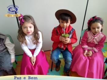 A1 cultivando tradição gaúcha