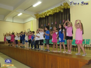 Conclusão da Ed. Infantil e Envio para o Ensino Fundamental