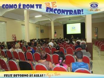 Reunião: Pais dos alunos do 4º e 5º anos