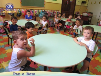 Início das Aulas - Educação Infantil
