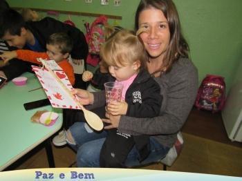 Homenagem às Mães - Maternal I e Maternal II