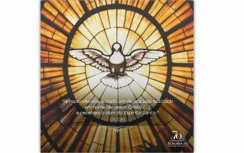 Hoje celebramos a Solenidade de Pentecostes