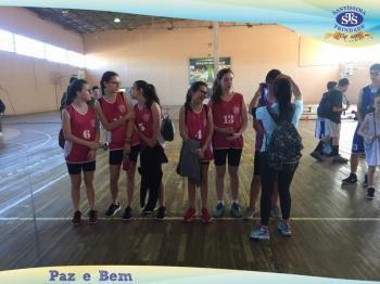 Parabéns, atletas do Basquete STS