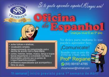 Oficina de Espanhol