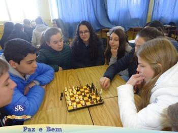 7º ano - Do Xadrez de Tabuleiro ao Xadrez Humano