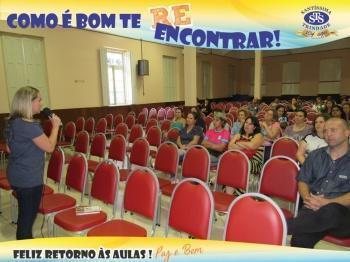 Reunião: Pais dos alunos do 6º ano