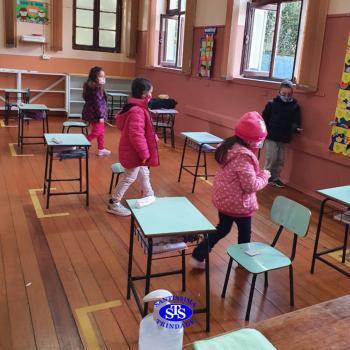 Língua Inglesa - Infantil 5
