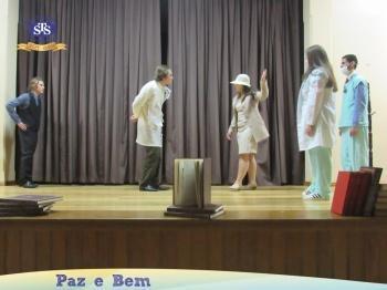 3ª série EM - Peças teatrais