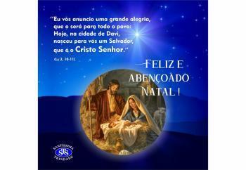 É Natal ! Jesus nasceu para nós !