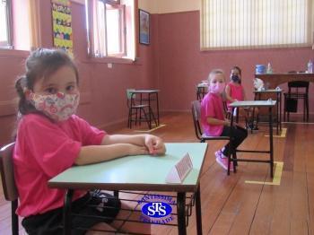 Volta às Aulas na Educação Infantil - 2º dia