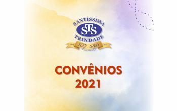 CONVÊNIOS 2021