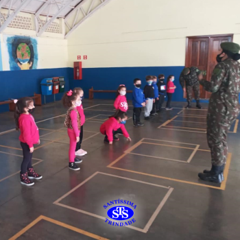 Infantil 4 | Dia do Soldado