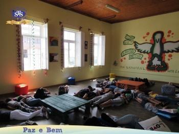 7º ano - Sala de Convivência Sustentável