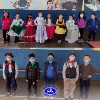 Infantil 5 | Tradições Gaúchas
