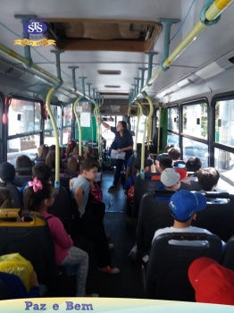 3º ano - City tour