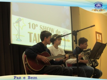 2ª etapa do 10º Show de Talentos STS