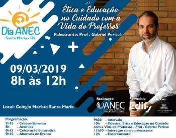 Colégio Santíssima participará do Dia ANEC 2019