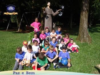 1º ano - Parque Franciscano STS