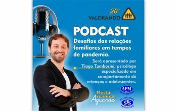Conheça melhor nosso convidado para o podcast: Tiago Tamborini