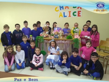 2º ano - Hora do Chá