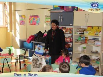 Visita da Ministra Provincial
