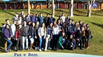 2ª série EM - Visita Universidade