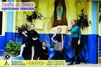 Espetáculo HOLOFOTE - Centro de Dança STS