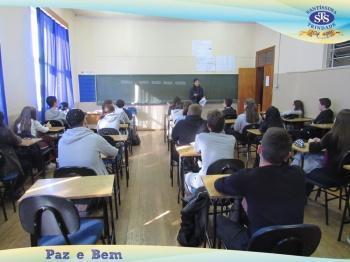 Orientação Vocacional no Ensino Médio